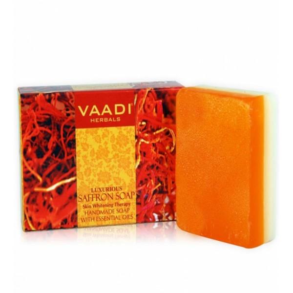 Мыло  «Роскошный шафран» (Vaadi)