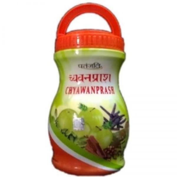 Чаванпраш с шафраном (Chyawanprash, Patanjali)  500 гр