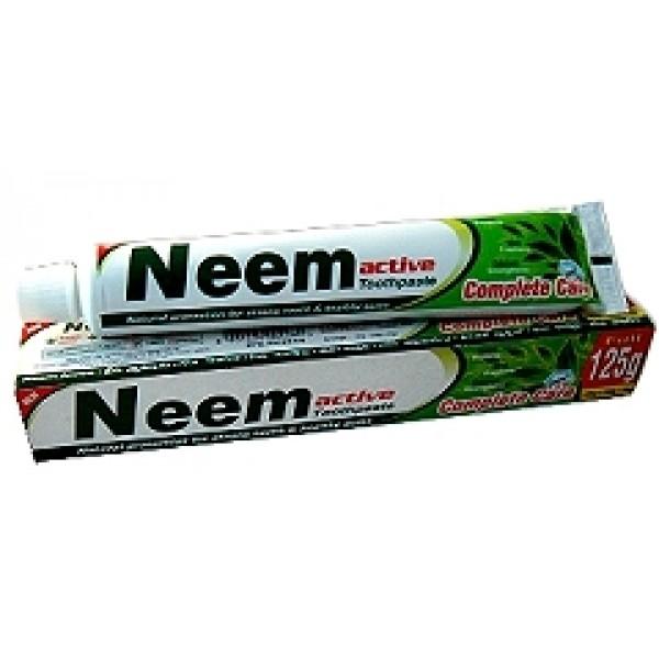 Зубная паста с нимом (Neem Active Toothpaste, Henkel India Ltd)