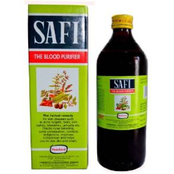 Сафи (Safi. Natural Blood Purifier. Hamdard) 200 мл