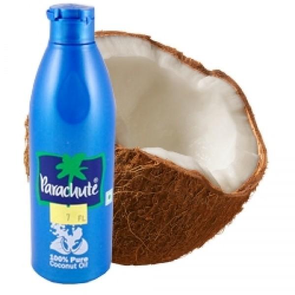 Кокосовое масло «Parachute» 100% натуральное 100 мл